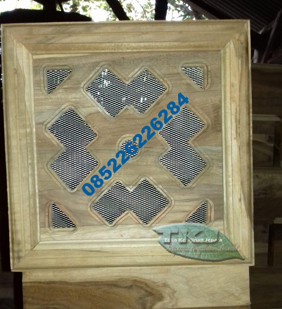 loster kayu