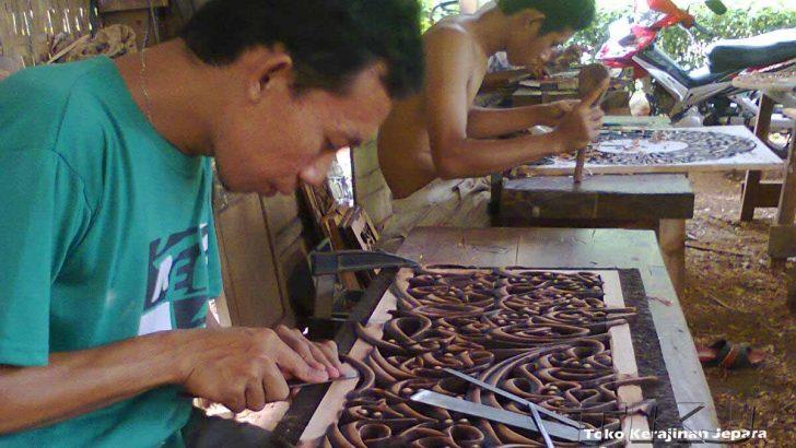 kerajinan kayu jepara