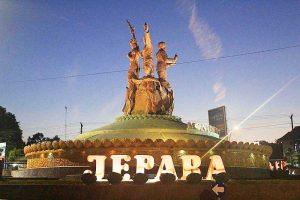 patung 3 Pahlawan Jepara